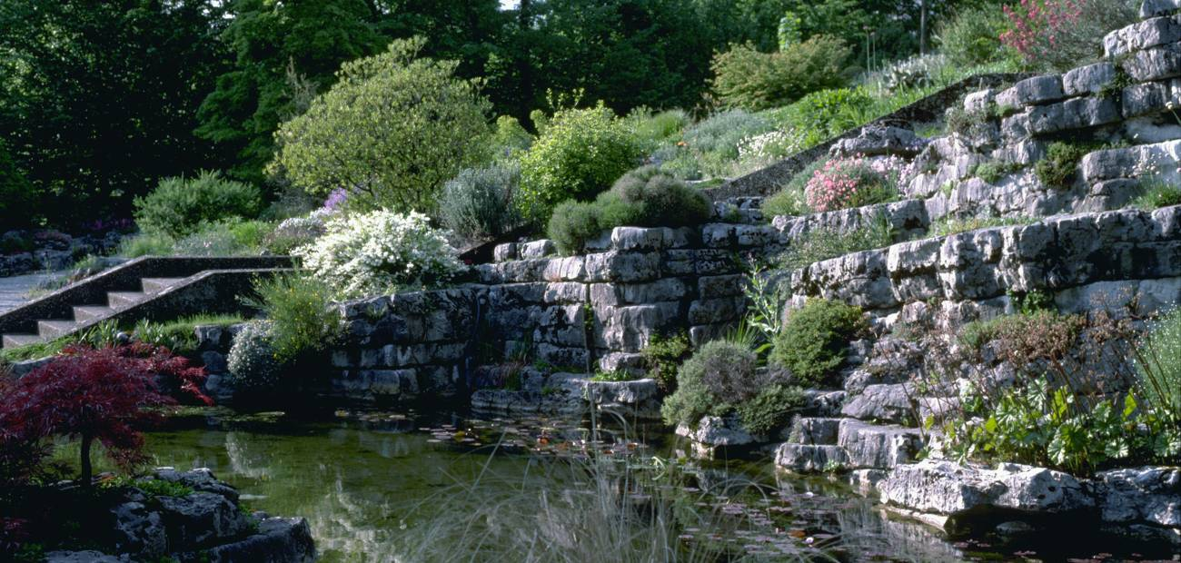 Jardin botanique de lausanne jardins botaniques for Botanique jardin